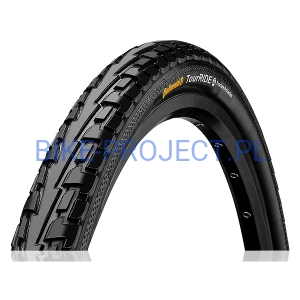 Opona CONTINENTAL - RIDE TOUR 27x1 1/4  (32-630) CZarna